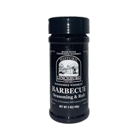Historic Lynchburg Tennessee Whiskey BBQ Seasoning & Rub