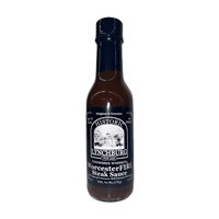 Historic Lynchburg Tennessee Whiskey WorcesterFIRE Sauce