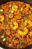 HISTORIC LYNCHBURG JAMBALAYA
