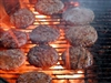 Historic Lynchburg Blackened Cajun Burgers