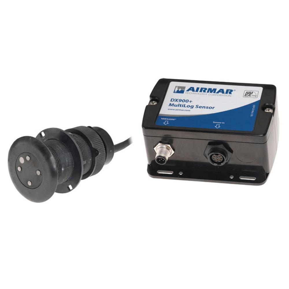 Airmar DX900+ MultiLog Sensor - Depth Speed Temp - NMEA 2000
