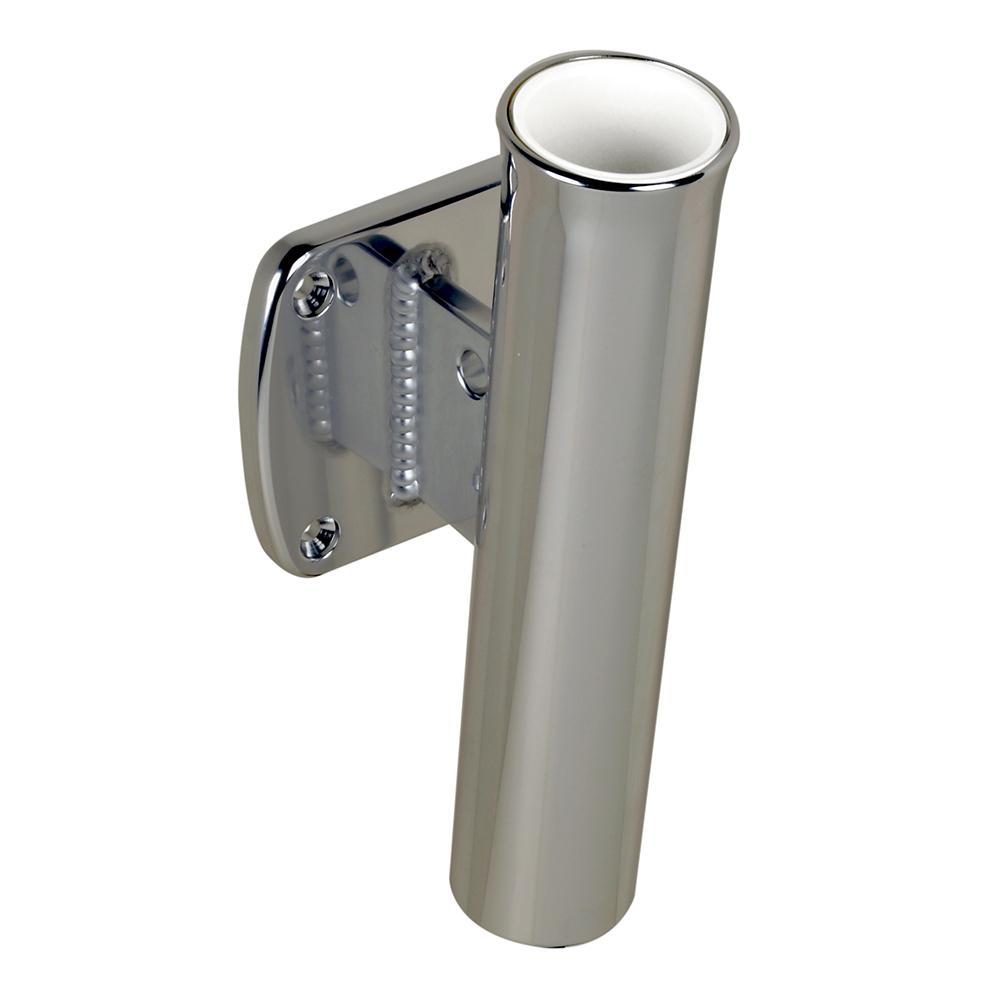 Smith Single Aluminum 5° Transom Mount Rod Holder 53750 C.E