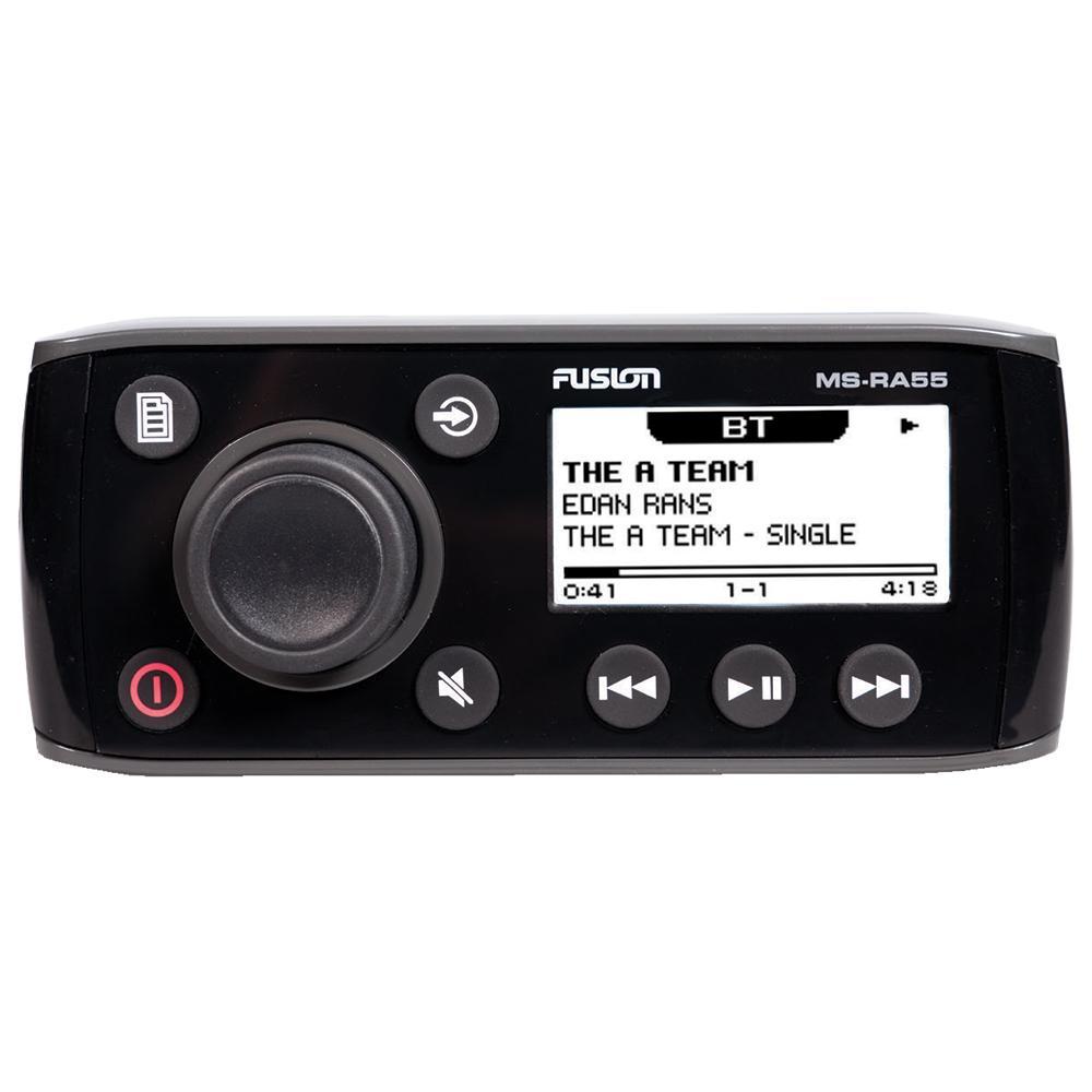 FUSION MS-RA55 Compact Marine Stereo w/Bluetooth Audio Streaming