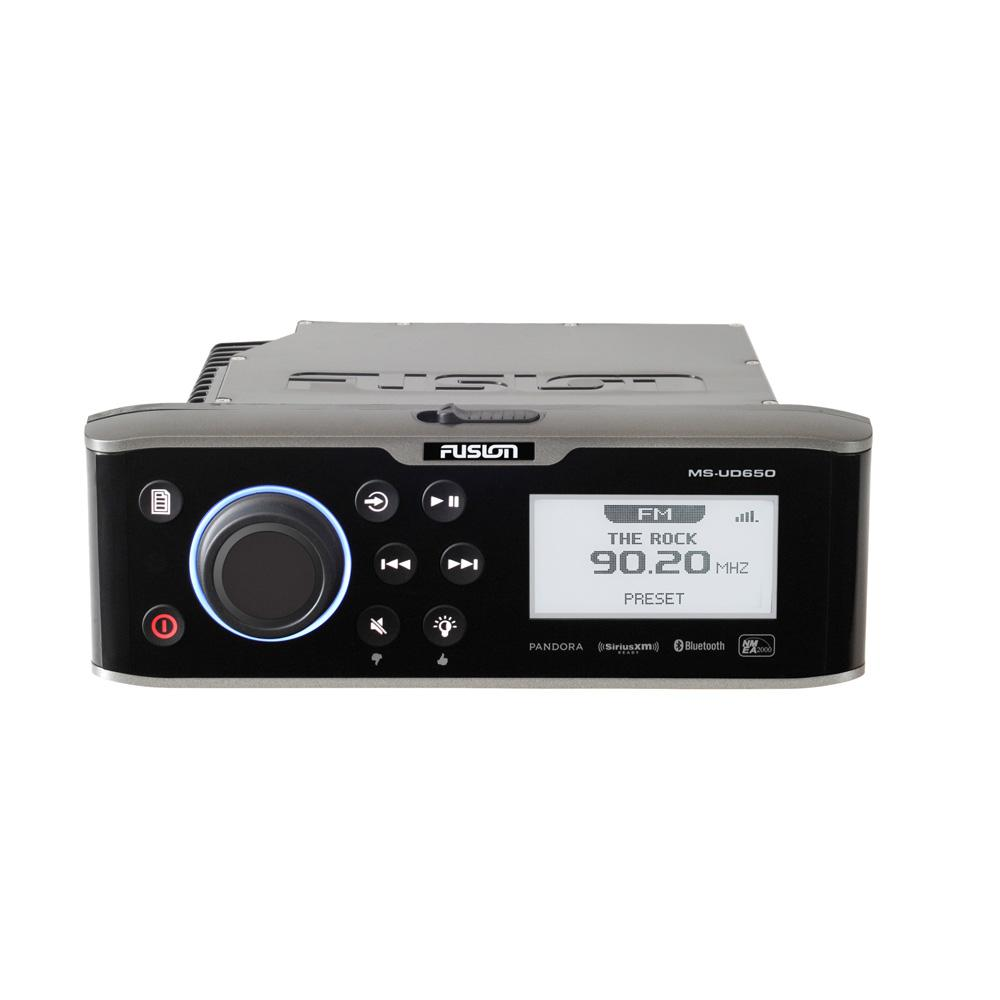 FUSION UD650 Marine Entertainment System w/Built-In UniDock ...