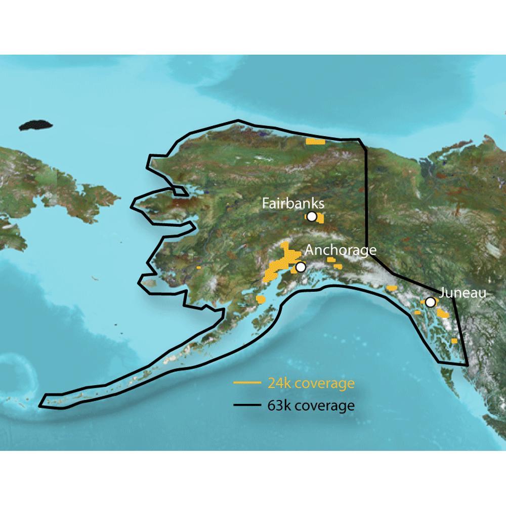 Garmin TOPO - Alaska Enhanced - microSD/SD