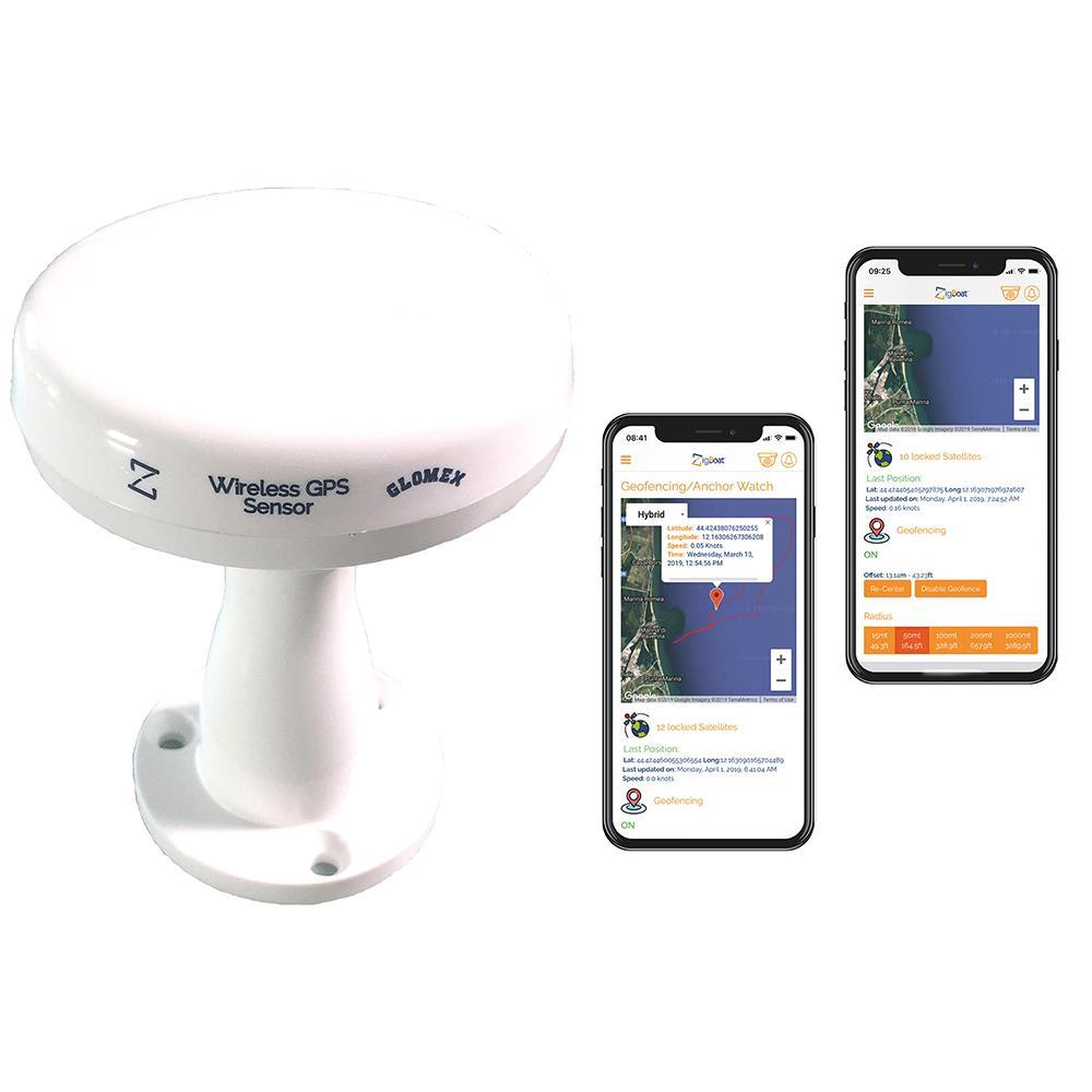 Glomex Wireless Zigbee GPS/Tracking Antenna f/Zigboat System