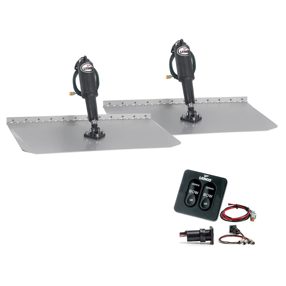 Lenco 15069-001 Trim Tab Switch Kit Standard
