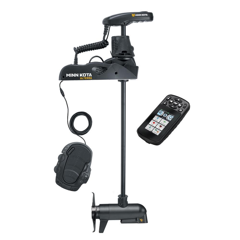 Minn Kota Trolling Motors >> Minn Kota Ulterra 80 Mdi Ip Trolling Motor W I Pilot Link Bluetooth 24v 80lb 60