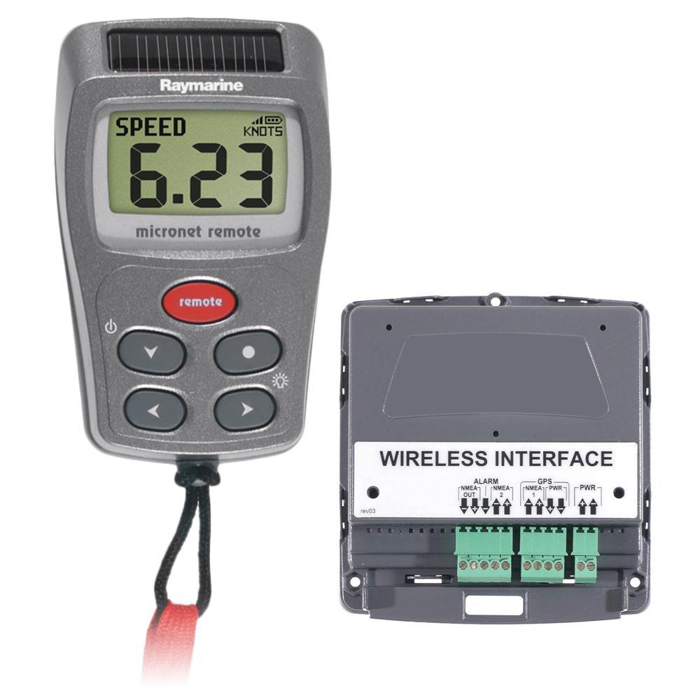 Raymarine Remote Display & NMEA Wireless Interface Kit