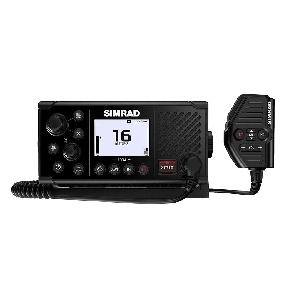 Simrad RS40 VHF Radio w/DSC AIS Receiver