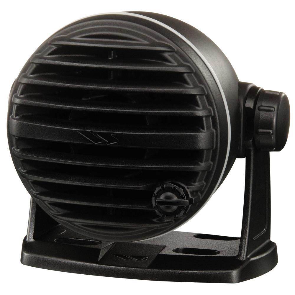 Standard Horizon 10W Amplified Black Extension Speaker