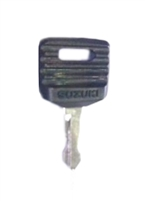 Suzuki SUZ-37141-92E80 (19) Ignition Key