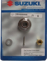 Suzuki SUZ-57630-93900 Propeller Hardware Kit