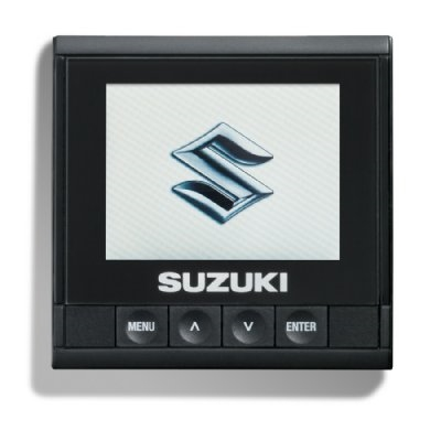 Suzuki SUZ-990C0-00C10-MFD C-10 Color Multi-Function Display
