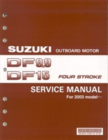 Suzuki SUZ-99500-93E11-01E DF9.9/15 Service Manual