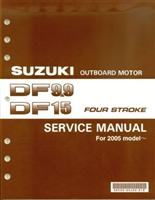 Suzuki SUZ-99500-94J01-01E DF9.9/15 Service Manual