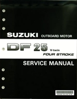 Suzuki SUZ-99500-95J00-01E DF25 V-Twin Service Manual