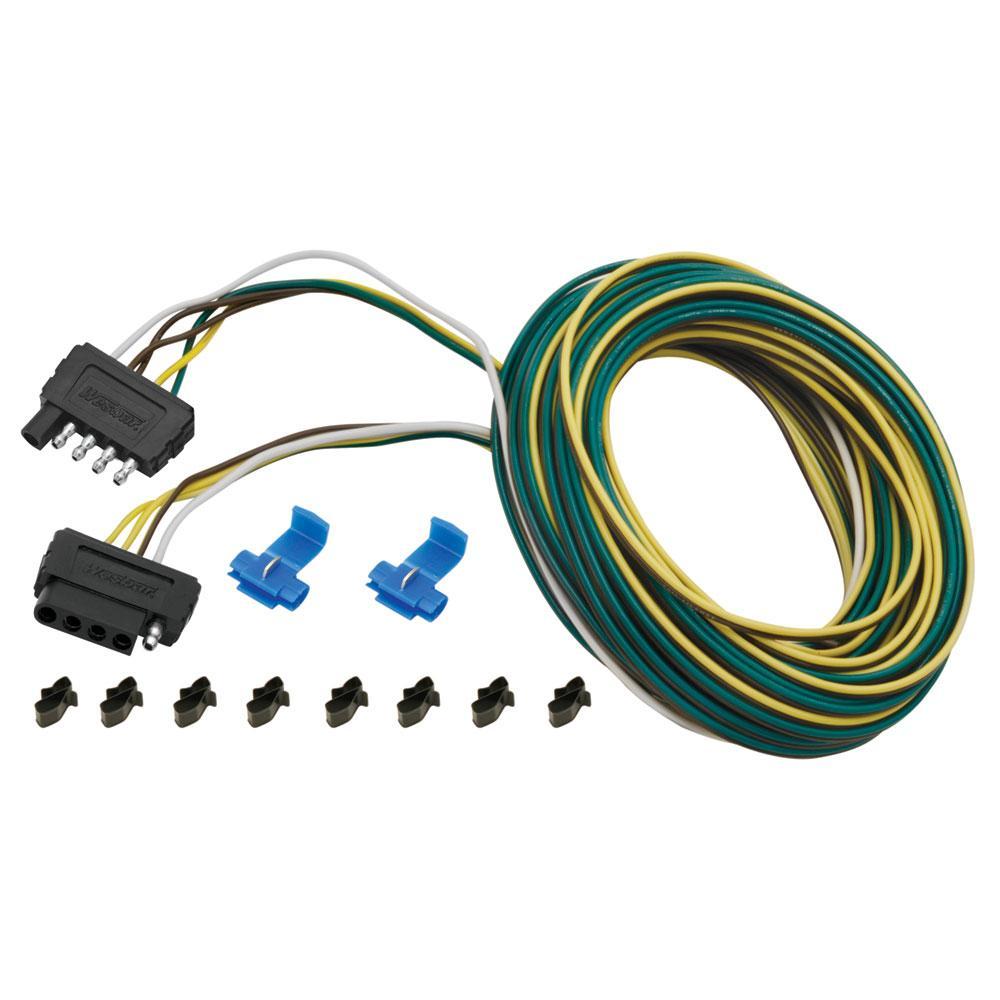 5-Wire Wishbone Flat Wiring Harness Kit