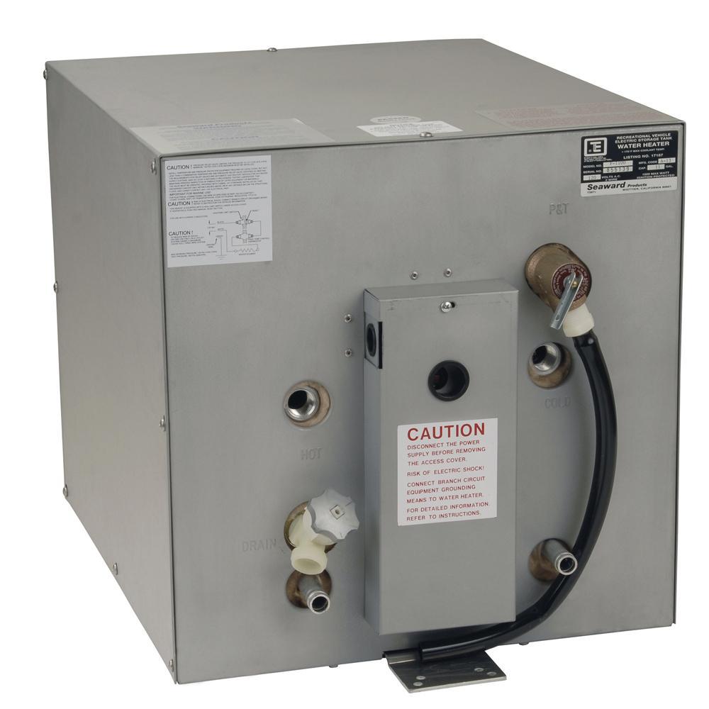 Whale Seaward 11 Gallon Hot Water Heater w/Front Heat Exchanger ...