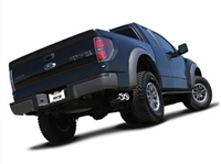 "BORLA F-150 SVT Raptor/ F-150 Harley Davidson 2010-2014 Cat-Backâ""¢ Exhaust Touring part # 140404"