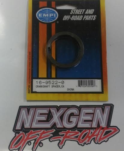 EMPI Straight Cut Cam Gear Kit Billet Steel VW Type 1  Beetle 21-2515-0