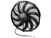 "SPAL 12"" Curved Blade High Performance Fan 1328cfm  30102029"