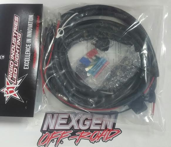 [DHAV_9290]  Rigid Industries 40200 Radiance Backlight Multi Trigger Wiring Harness | Rigid Wire Harness |  | NEXGEN Off Road