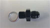 Turbo 400 Oil Cooler Line Fitting -6 to 1/4nps