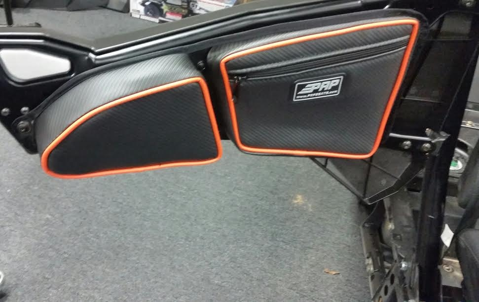 Polaris Rzr 900 1000 Turbo Door Bags
