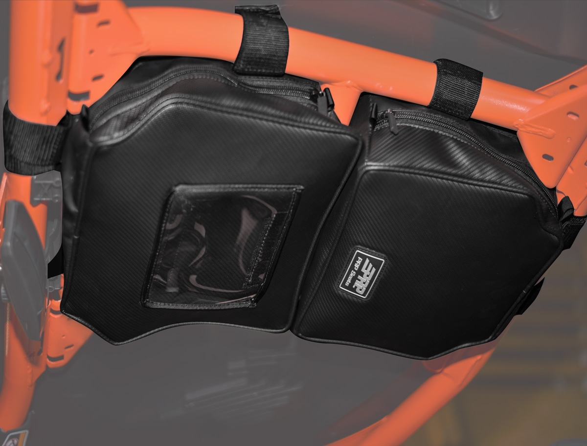 PRP Can-Am Maverick X3 Dash Storage Bag Black