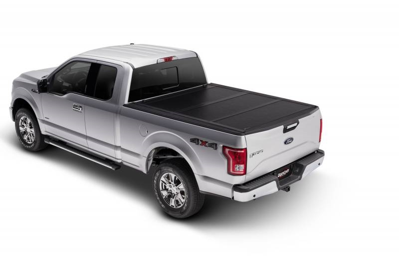 Toyota Tacoma Bed Cover >> Undercover Flex 2016 2018 Toyota Tacoma 5 Bed
