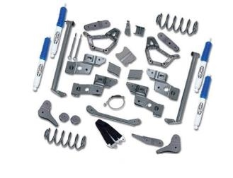 1995 to 1996 Toyota 4Runner 4 Inch Lift Kit with ES3000 Shocks