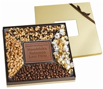 Executive Gourmet Nut & Chocolates  with Your Logo