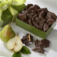Chocolate Covered Pears