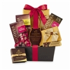 Godiva Chocolate Valentine Celebration Gift Basket