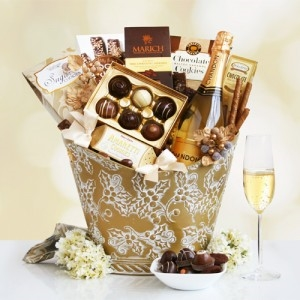 Chandon Sparkling Gift Basket