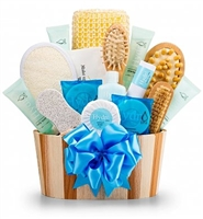 Spa Luxury Gift Basket