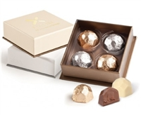 Belgian 2-pc Chocolate Gift Box