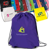Drawstring Backpack with Your Logo
