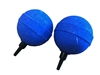 Blue Air Stones - Set of 2