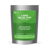 Lake Blue Dye Packs - 4 packs