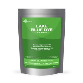 Aquascape Lake Blue Dye Packs - 4 packs
