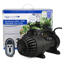 Aquascape Aquasurge submersible  Pond Pump Pro 4000-8000 GPH