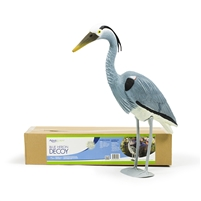 Blue Heron Decoy Aquascape