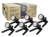Garden and Pond 3-Watt LED Spotlight 6-Pack Aquascape