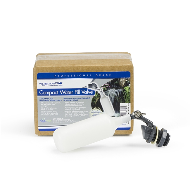 Compact Water Fill Valve Aquascape