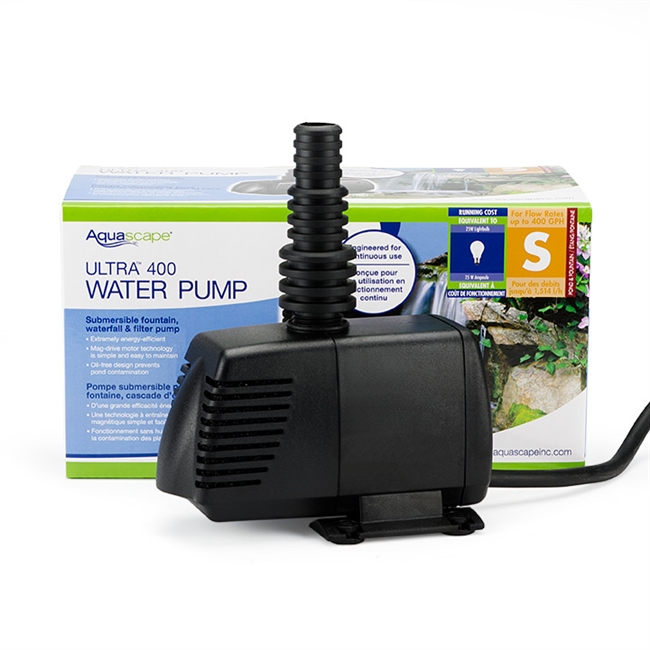 Aquascape Ultra 400 Water Pump