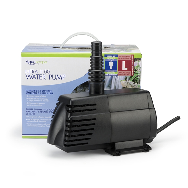Aquascape Ultra 1100 Water fountain Pump