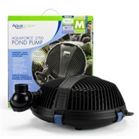 Aquascape AquaForce 2700 Solids-Handling Pond Pump