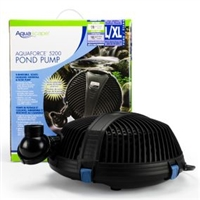 Aquascape AquaForce 5200 Solids-Handling Pond Pump